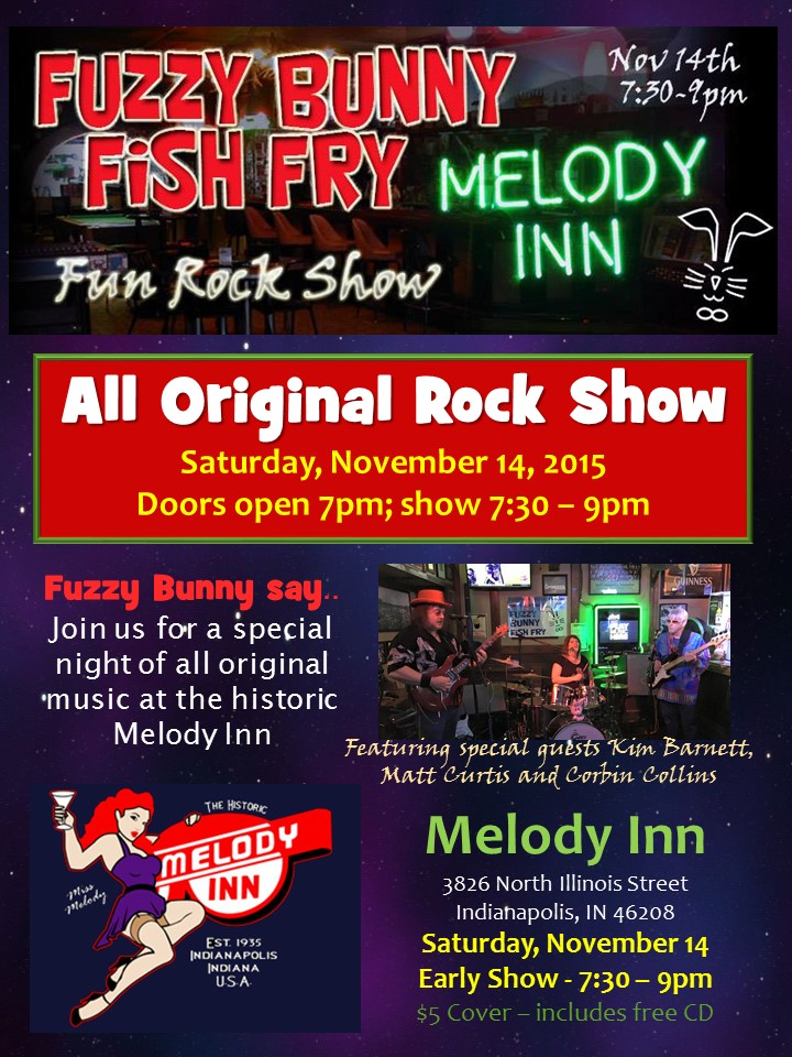 FBFF Melody Inn poster jpg